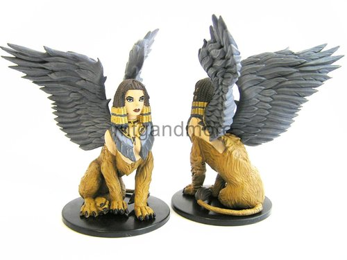 #041 Gynosphinx - Large Figure