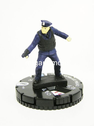 #006 Central City Police Officer