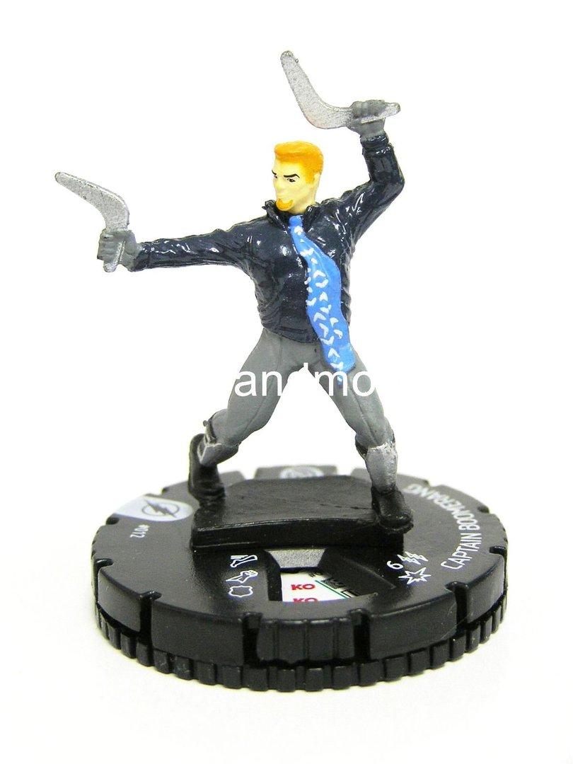 HeroClix The Flash #012 Captain Bommerang