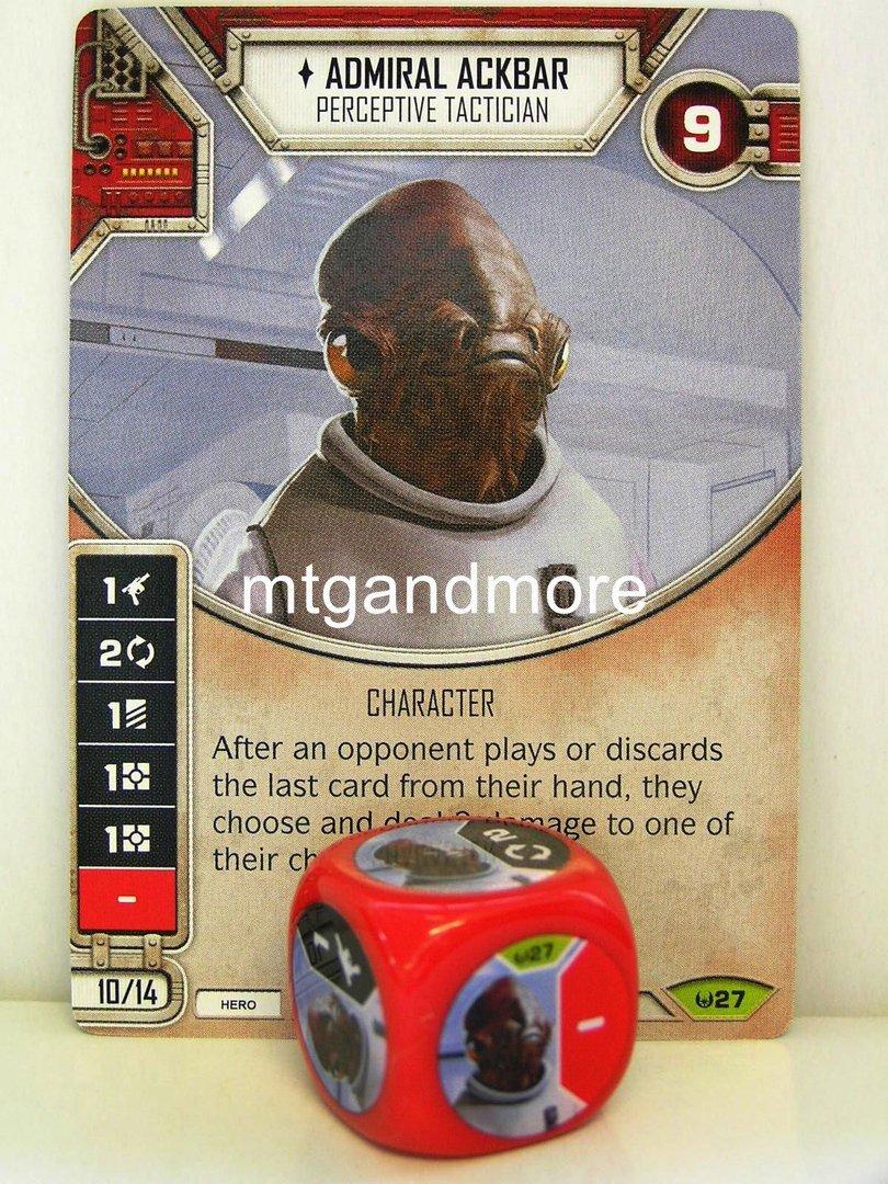 Awakenings Star Wars Destiny 1x #061 Comlink Die