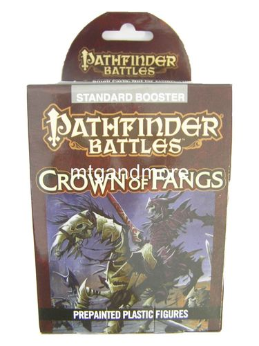 Pathfinder Battles Crown of Fangs Booster Pack