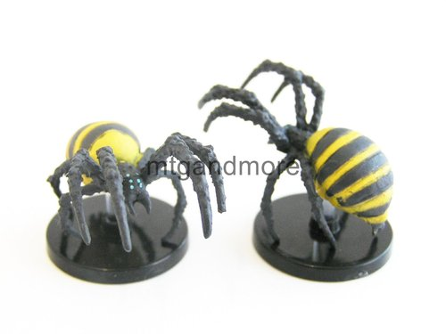 Pathfinder Battles - #003 Giant Spider - Crown of Fangs