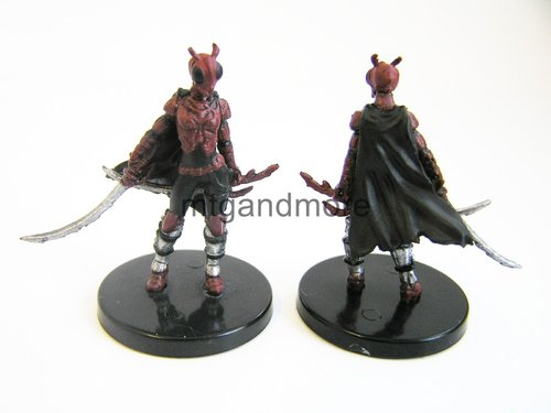 Pathfinder Battles - #021 Red Mantis Assassin - Crown of Fangs
