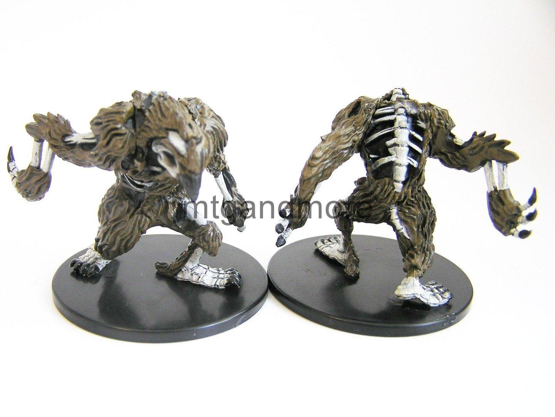 Pathfinder Battles - #028 Monstrous Skeleton - Crown of Fangs