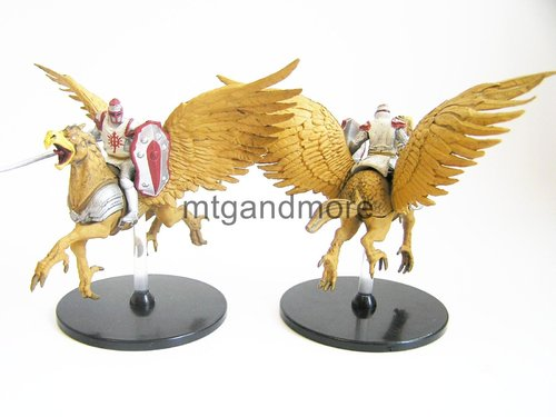 Pathfinder Battles - #042 Reclamation Sky Cavalry - Large - Crown of Fangs