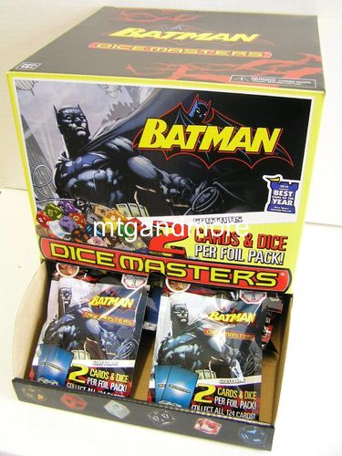Dice Masters Batman Gravity Feed Display
