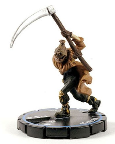 HorrorClix - #047 SCARECROW - Base Set