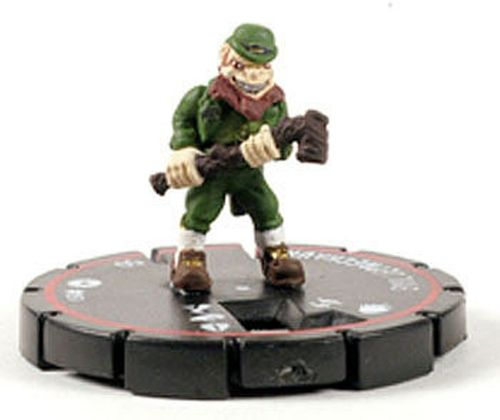 HorrorClix - #051 EVIL LEPRECHAUN - Base Set