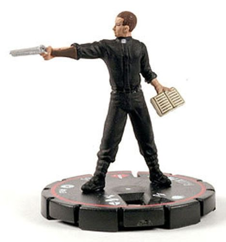 HorrorClix - #063 FAITH PRIEST - Base Set