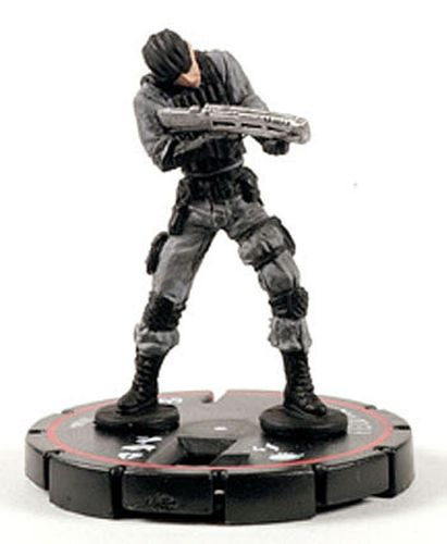 HorrorClix - #084 FIELD AGENT - Base Set