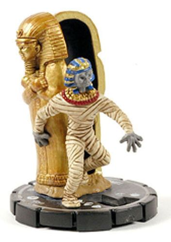 HorrorClix - #091 TOMB MUMMY - Base Set