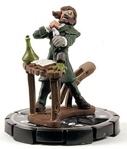 HorrorClix - #094 JEKYLL AND HYDE - Base Set