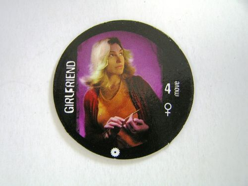 HorrorClix - Girlfriend - Token - Base Set