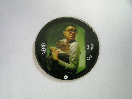 HorrorClix - Nerd - Token - Base Set