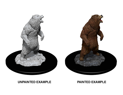 WZK73551 - Pathfinder Deep Cuts Wave 7 - Unpainted Miniatures - Grizzly