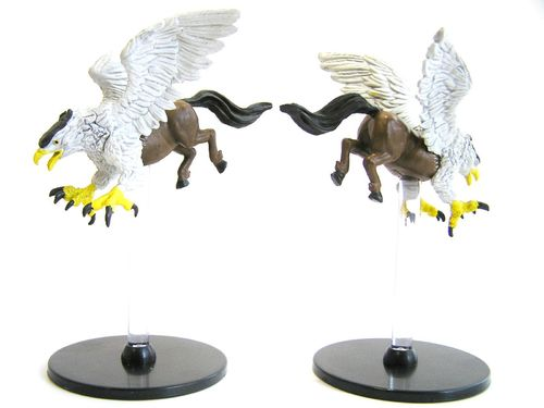 #027 Hippogriff - Large Figure - Monster Menagerie 2