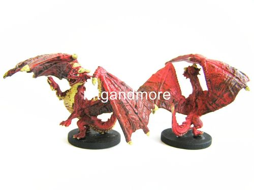 #039 Red Dragon Wyrmling - Monster Menagerie 2