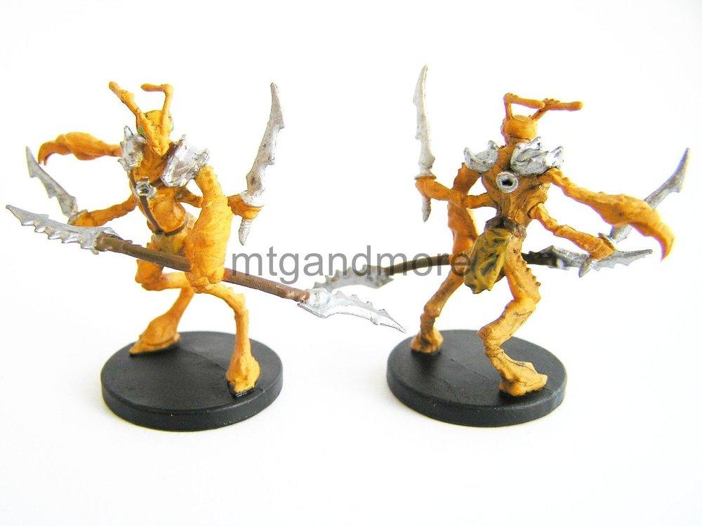 016 Thri Kreen Spear Storm Kings Thunder Mtgandmorede