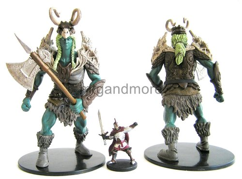 #029b Frost Giant (Axe) - Large Figure - Storm King's Thunder