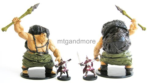#031b Hill Giant (Spear) - Large Figure - Storm King's Thunder