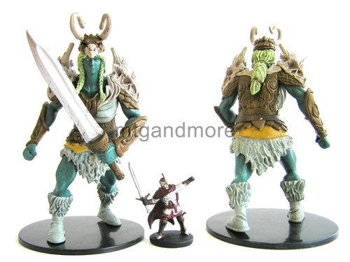 #029a Frost Giant (Sword) - Large Figure - Storm King's Thunder