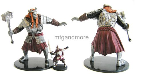 #032a Fire Giant (Warhammer) - Large Figure - Storm King's Thunder