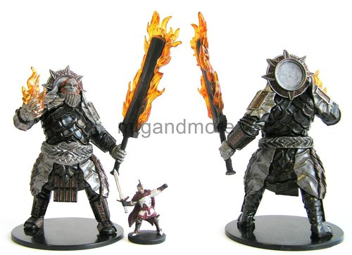 #027 Fire Giant (Sword) - Large Figure - Storm King's Thunder