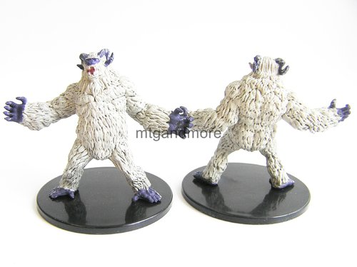 #029 Yeti - Large Figure - Monster Menagerie