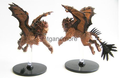 #041 Manticore - Large Figure - Monster Menagerie
