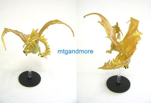 #046 Gold Dragon - Large Figure - Rage of Demons