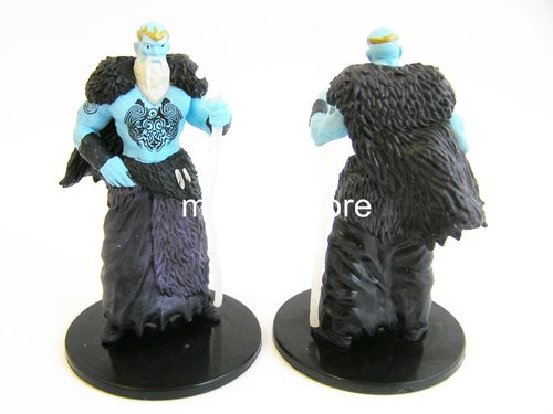 #028 Frost Giant Ice Mage - Large Figure - Rusty Dragon Inn