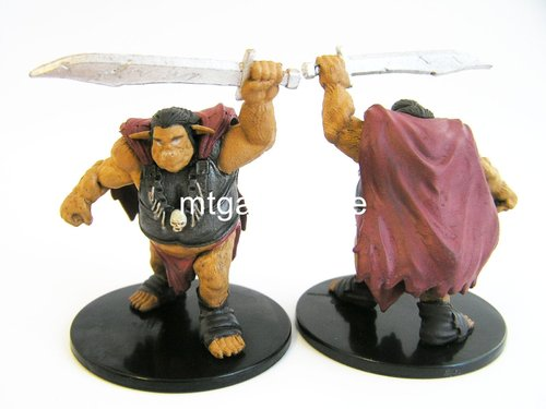 #029 Bugbear Flesh Glutton - Large Figure - Rusty Dragon Inn