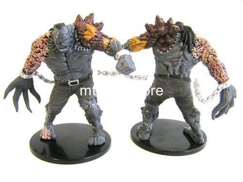 #030 Flesh Golem - Large Figure - Rusty Dragon Inn