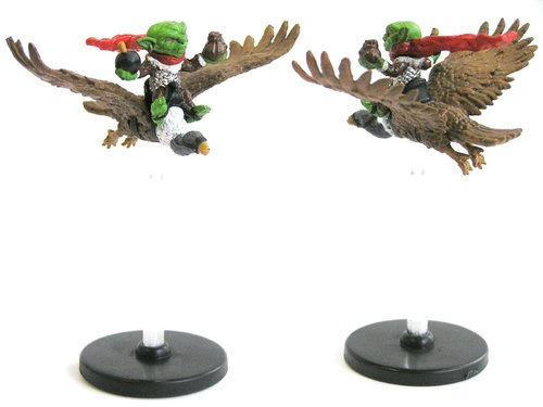 #036 Goblin Vulture Pilot - Rusty Dragon Inn