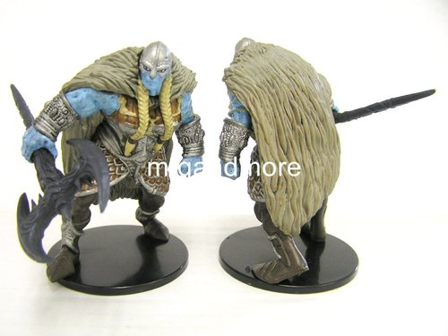 #030 Frost Giant - Large Figure - Dungeons Deep