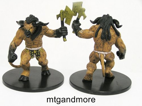 #036 Minotaur - Large Figure - Wrath of the Righteous