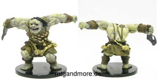 Pathfinder Battles - #034 Ogre Brute - Large Figure - Rise of the Runelords