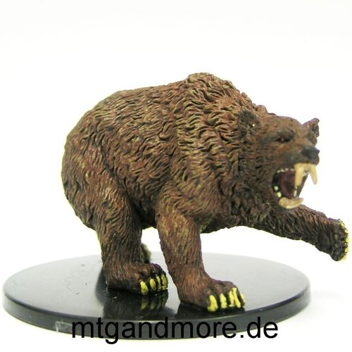 Pathfinder Battles - #038 Dire Bear - Large Figure - Rise of the Runelords
