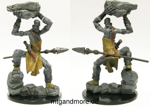 Pathfinder Battles - #040 Stone Giant Champion - Large Figure - Rise of the Runelords