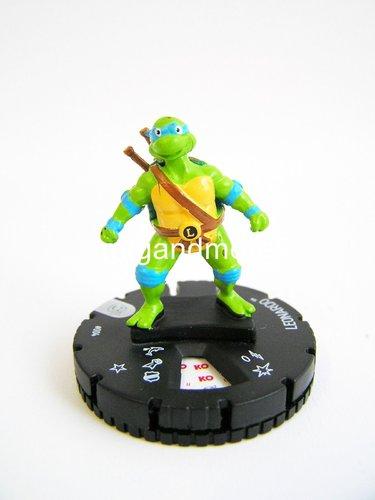 Heroes in a Half Shell  IRMA  #012 Heroclix TMNT 2