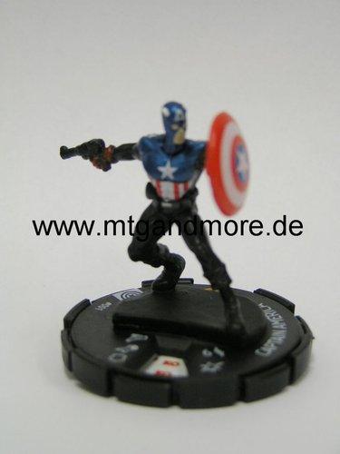 HeroClix Captain America #029 Klaw