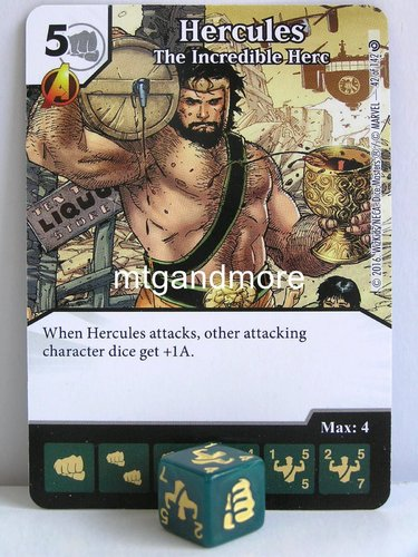 #042 Hercules The Incredible Herc