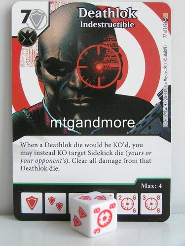 #077 Deathlok Indestructible