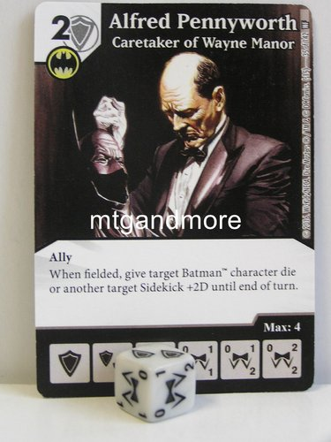 #035 Alfred Pennyworth Caretaker of Wayne Manor