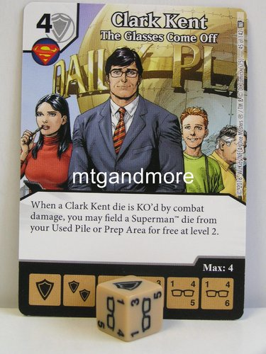 #045 Clark Kent The Glasses Come Off