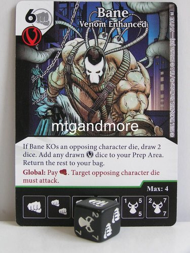 #076 Bane Venom Enhanced
