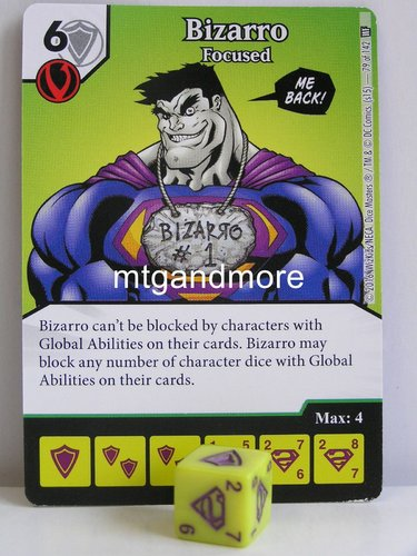 #079 Bizarro Focused