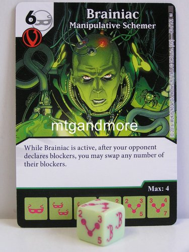 #080 Brainiac Manipulative Schemer