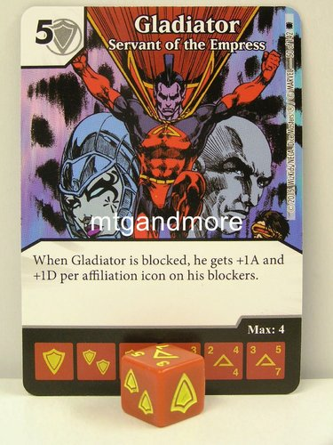 #050 Gladiator - Servant of the Empress