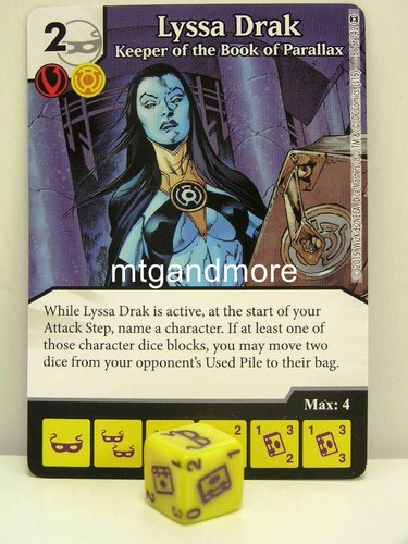 #056 Lyssa Drak Keeper of the Book of Parallax